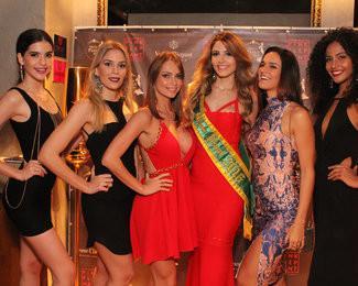 A festa da miss: Lara Lobo