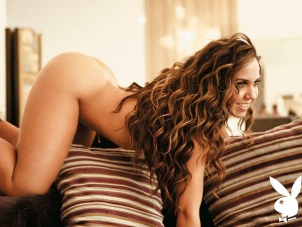 Veja Mulher Mel O Pletamente Nua Em Nova Foto Da Playboy
