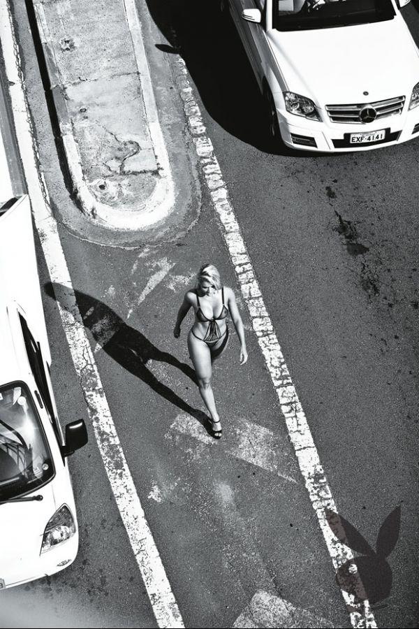 Playboy Divulga Novas Fotos Do Ensaio Nu Da E Panicat Aryane