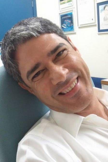 William Bonner revela que está viciado em 'Avenida Brasil'