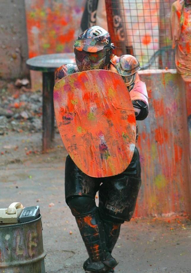 empresa paintball:
