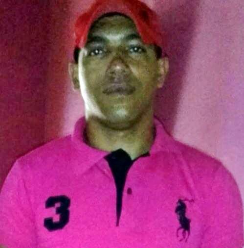 Foto do acusado foi divulgada pela Polícia Militar.