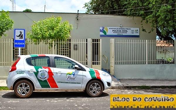 Caso é investigado pela Delegacia de Polícia Civil de Cocal. (Foto: Wendell Coveiro)