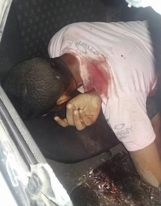 Homem é morto a tiros dentro de carro na zona Leste de Teresina