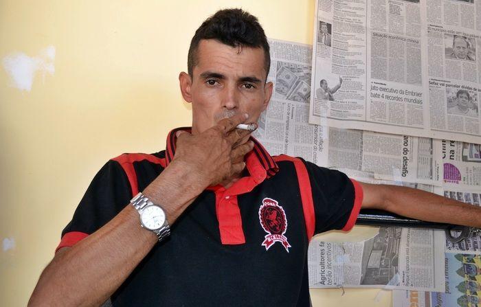 Augusto César Farias de Mesquita, de 25 anos. (Foto: Kairo Amaral)