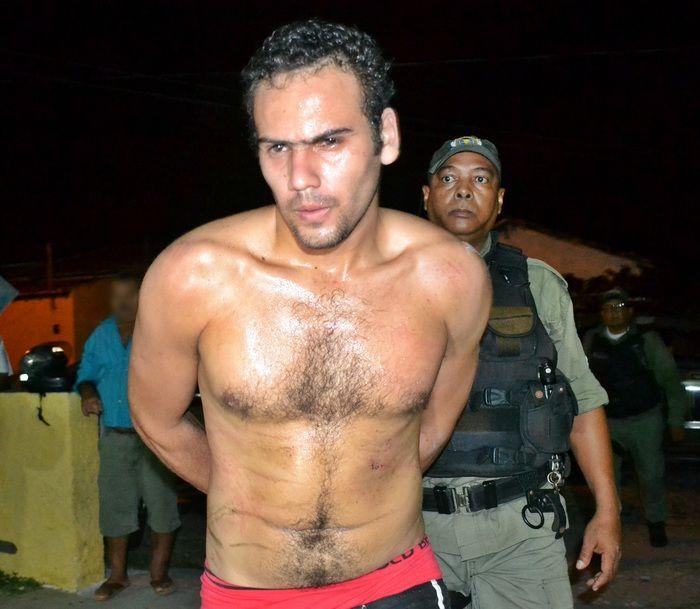Marcos Silva Mesquita é parnaibano e possui 21 anos. (Foto: Kairo Amaral)