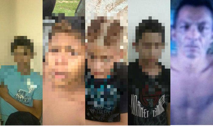 Polícia identifica suspeitos de estupro coletivo no Piaui