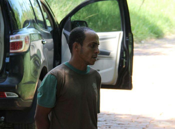João Paulo Barros de Oliveira autor da chacina em Bauru