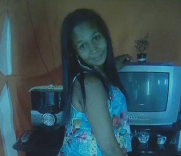 Ivanusa Cristina da Silva (Crédito: Reprodução)