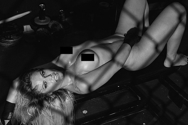 Natalia Casassola (Crédito: Guilherme Stadzisz / MF Models Assessoria)