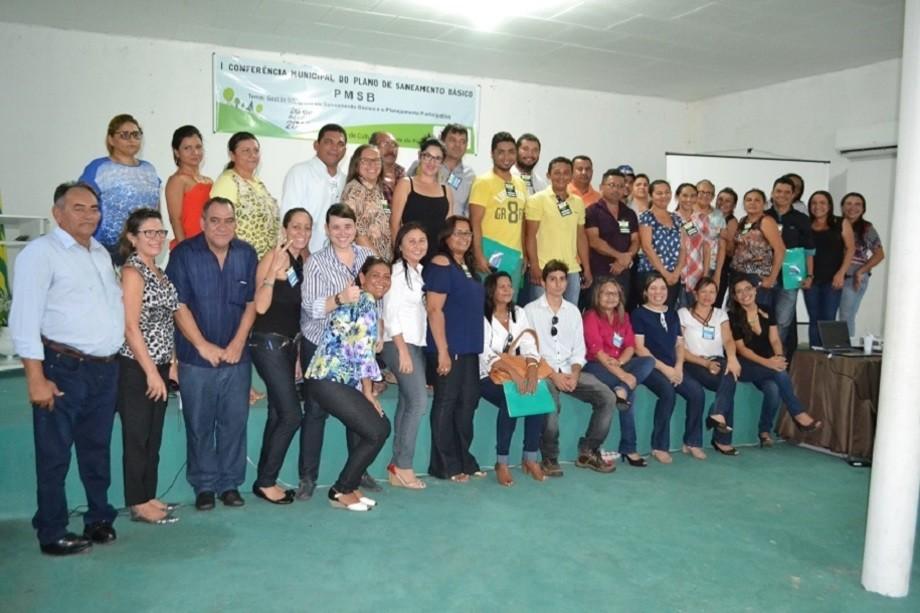 Prefeitura realiza Conferência do Plano de Saneamento Básico