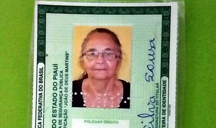 Idosa tinha 72 anos e morava com a família no povoado Árvore Verde, (Crédito: Kairo Amaral)