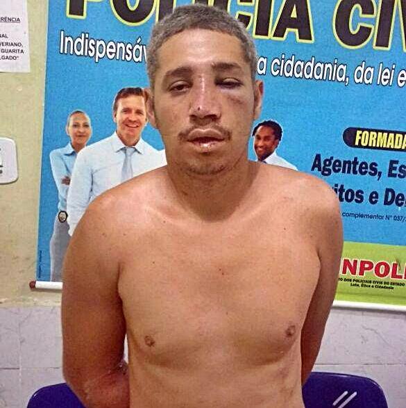 Acusado de matar a cadela foi autuado por quatro crimes.  (Crédito: Kairo Amaral)
