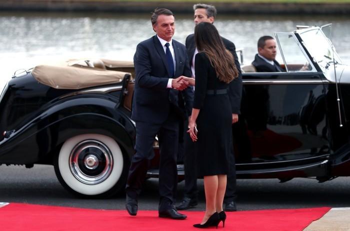 (Crédito:  Pilar Olivares/Reuters )