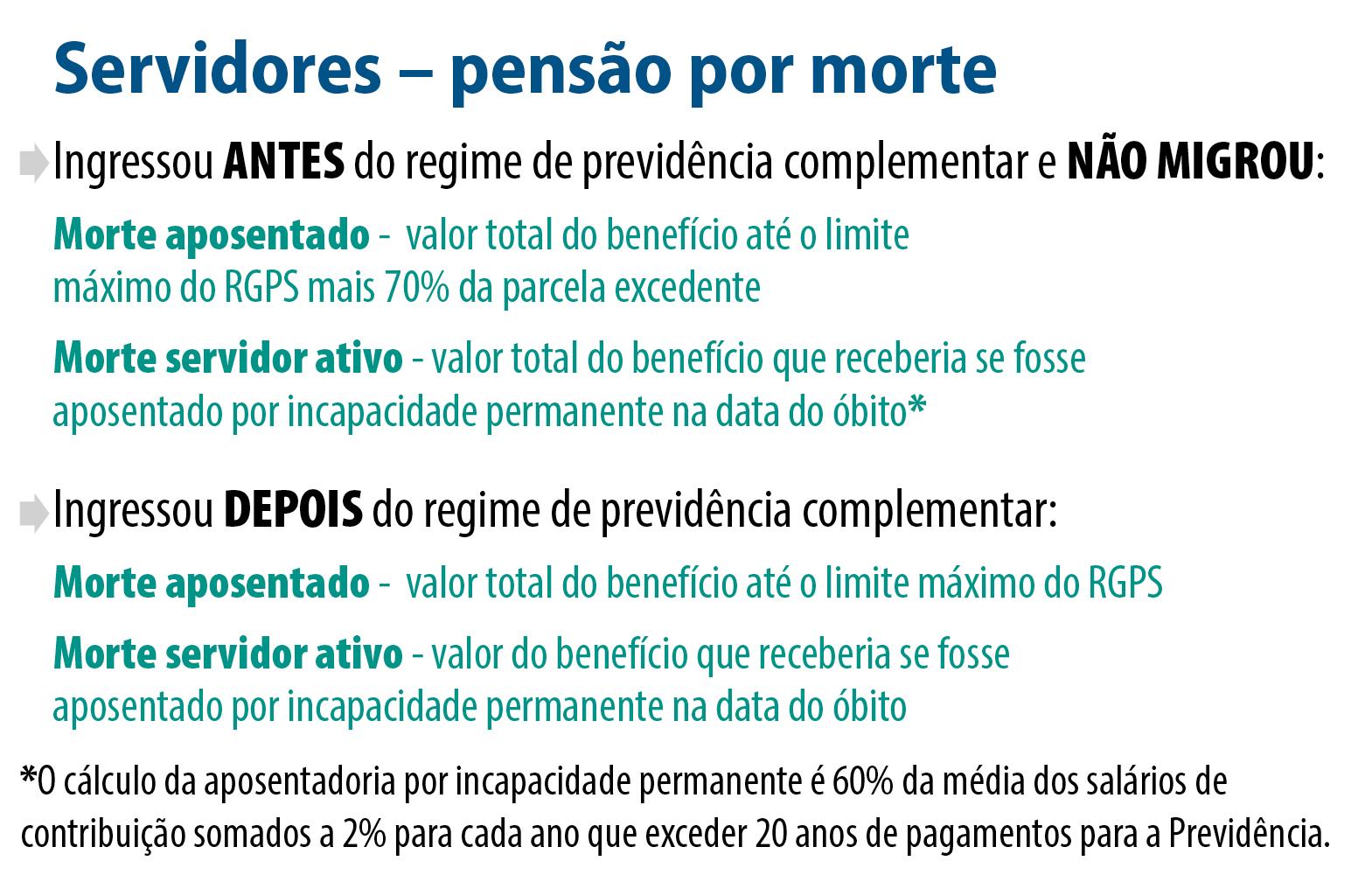 Reforma reduz valor de pensão por morte e aposentadoria por invalidez 5