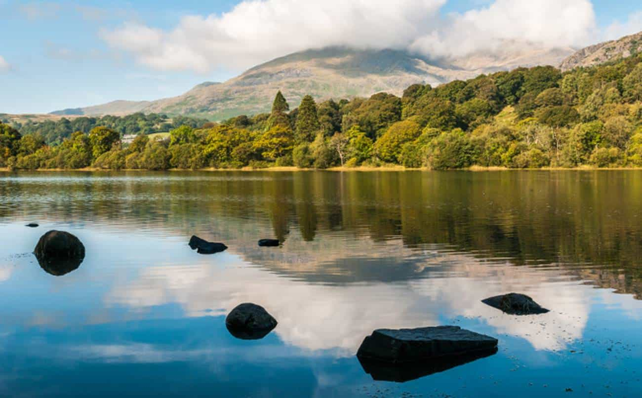 Coniston Water, Inglaterra