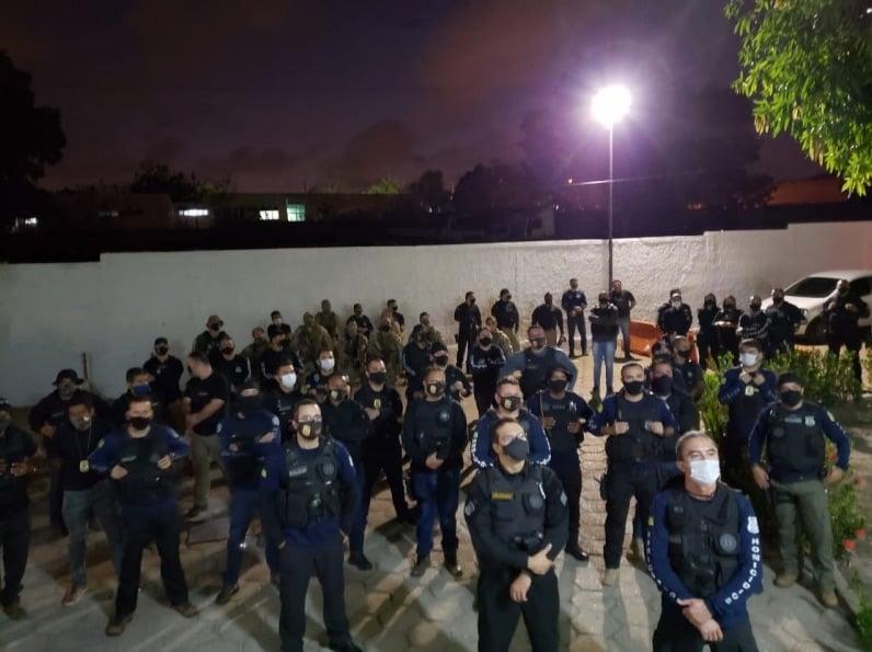 Polícia cumpre 29 mandados contra homicidas e traficantes no PI e RN 2