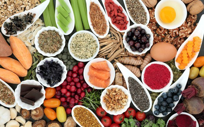 Alimentação pobre em nutrientes