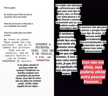 Criança de 12 anos sofre racismo e sua resposta emociona o Brasil 2