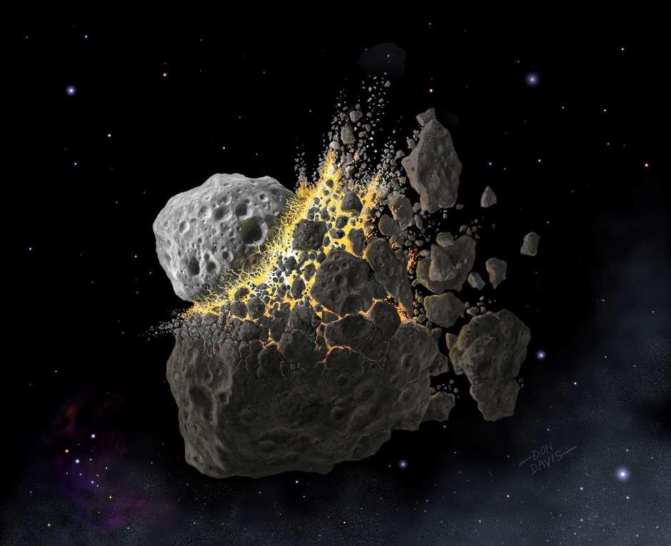 Estudantes indianas descobrem asteroide em direção à órbita da Terra 2
