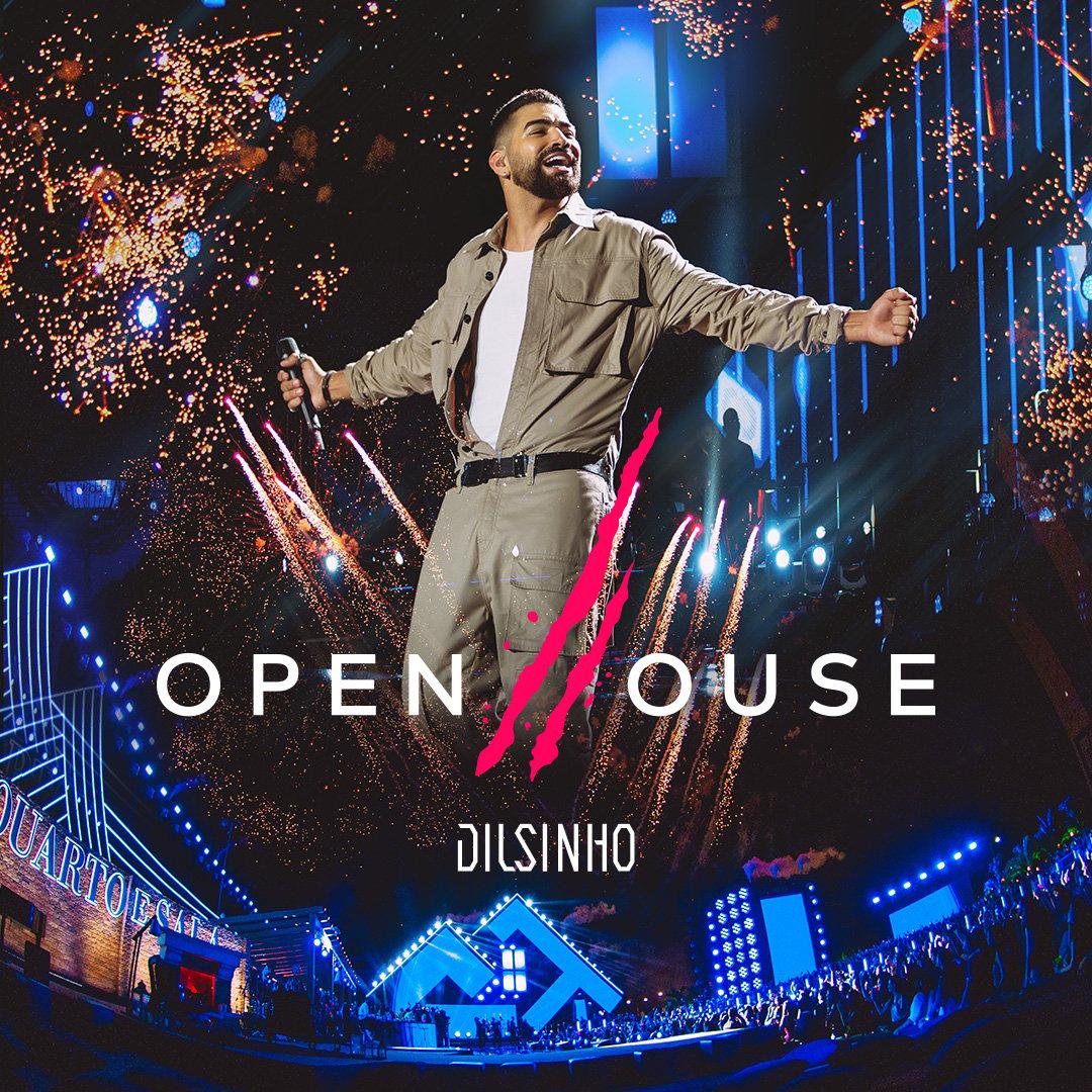 "Dilsinho lança seu DVD ""Open House"". Confira vídeo!"