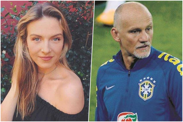 Catherine, filha Do ex-Goleiro Taffarel