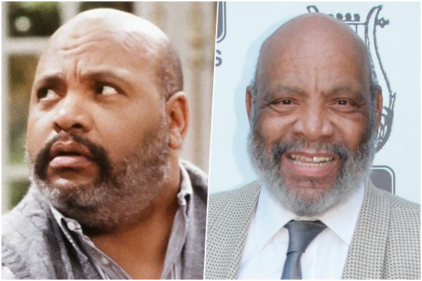 James Avery (Philip Banks, ou simplesmente tio Phil)