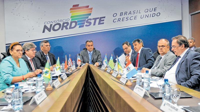 Wellington Dias é eleito presidente do Consórcio Nordeste 2