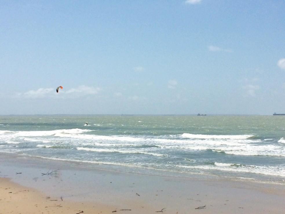 Cinco adolescentes saem em excursão de igreja e se afogam no mar em praia do Maranhão 2