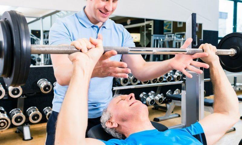5 atividades físicas recomendadas para quem já passou dos 60 anos -  Musculação - meionorte.com